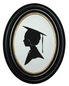 Graduationblackframe